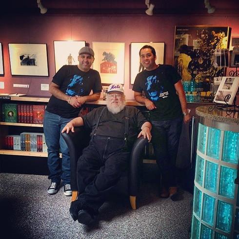 The Tello Bros. W/ George R.R. Martin