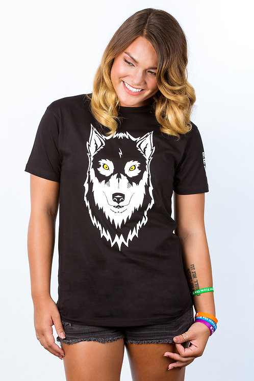 Ladies Miracle Wolf T Shirt