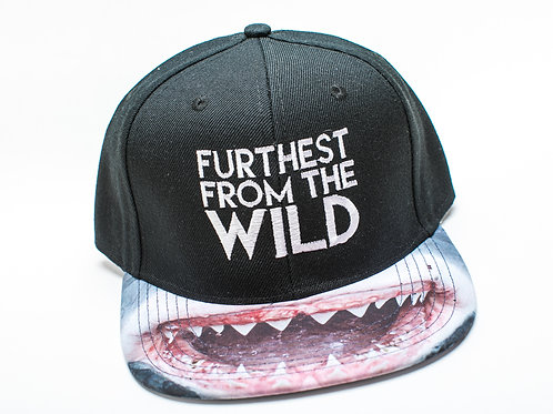 Furthest from the WildLimited Edition Great White Shark Hat