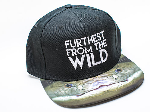 Furthest from the WildLimited Edition Viper Hat