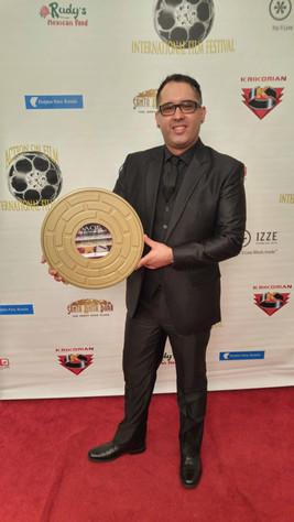 Winner at the AOF Film Festival