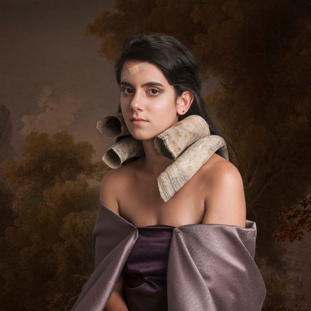 The Unconventional Aspects of Portraiture