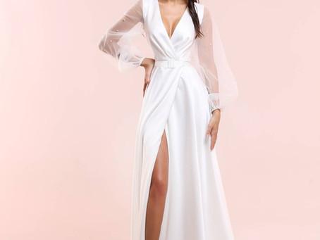 Свадебные платья из коллекции Immortal 2021 - в наличии с 01.02.2021!