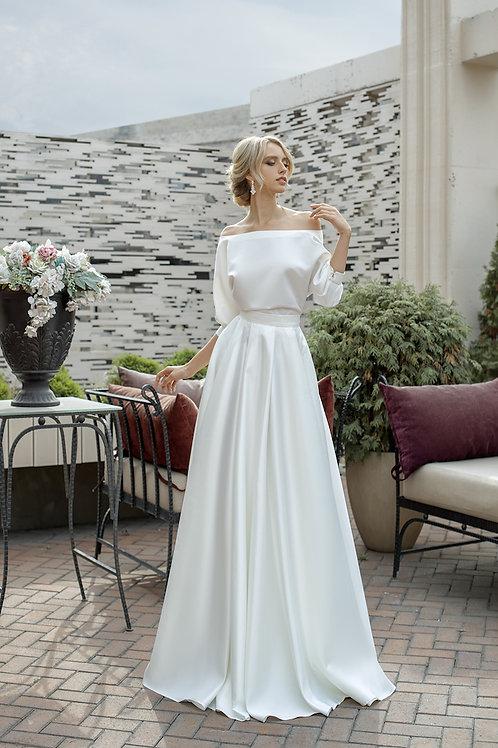 Свадебное платье Baunti