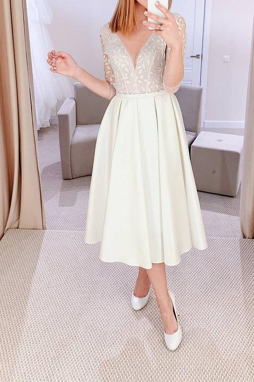 Свадебное платье Milana Midi