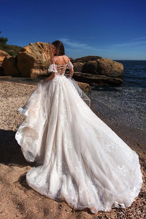 Свадебное платье 01154 Codakia Tigerina