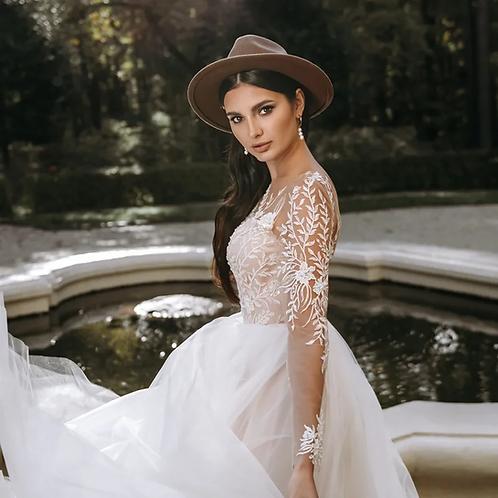 Свадебное платье 2123 Seta