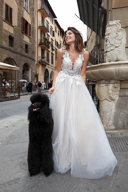 Свадебное платье 19019 Viola