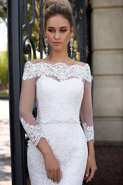 Свадебное платье 01093 Carly