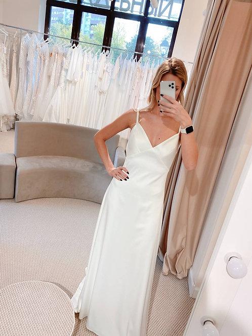 Свадебное платье Base 5 (айвори)