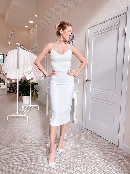 Свадебное платье Molly midi
