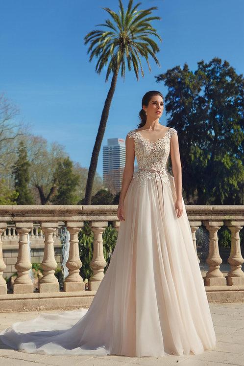 Свадебное платье 18-021 Jacklin