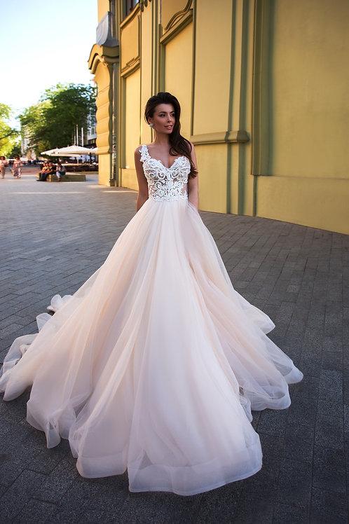 Свадебное платье 01159 Cassis Cornuta