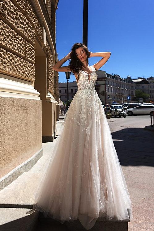 Свадебное платье 01150 Clamys Shell