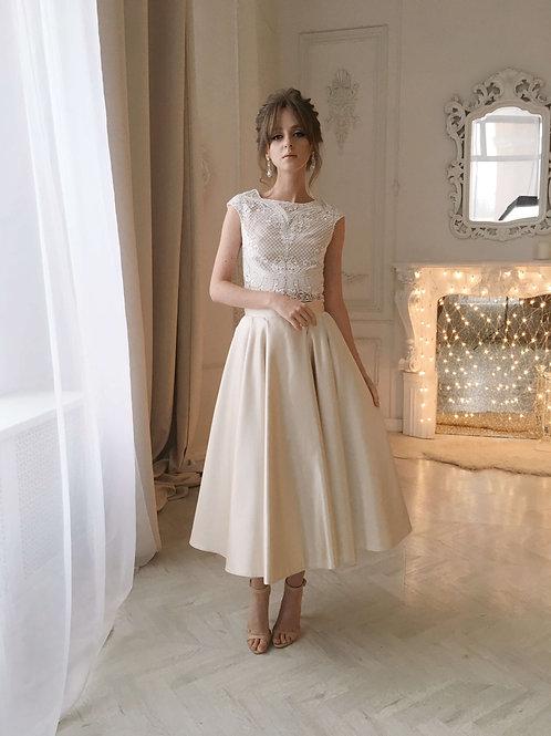 Свадебная юбка UB011