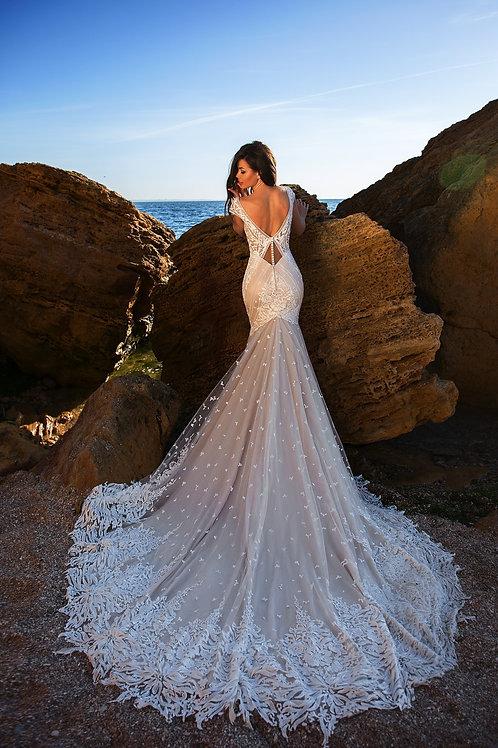 Свадебное платье 01158 Lambis Truncata