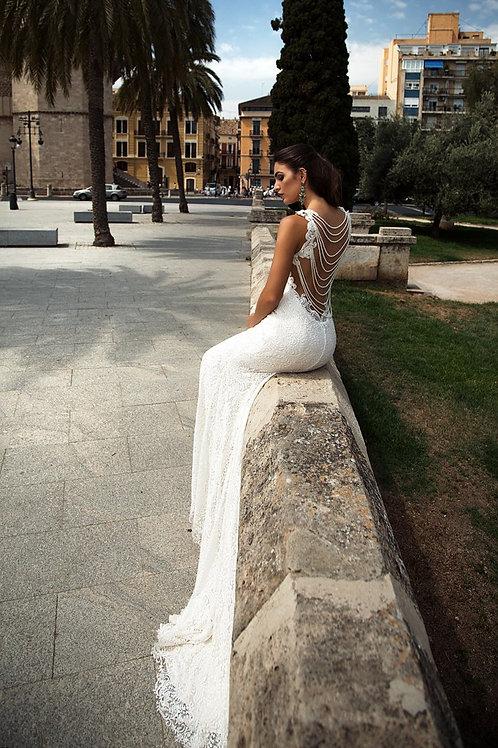 Свадебное платье 01110 Bridget