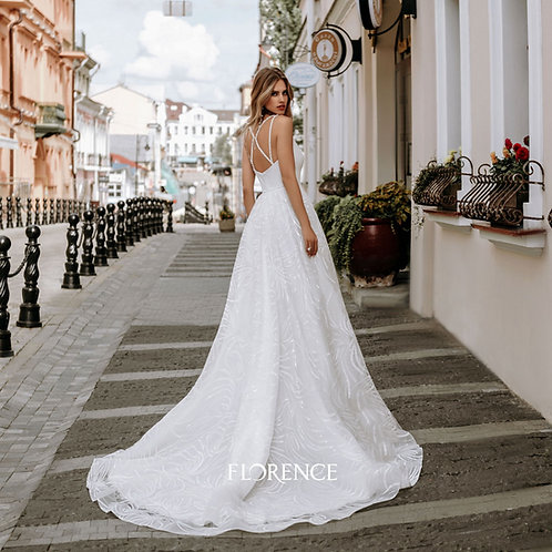 Свадебное платье Fresco