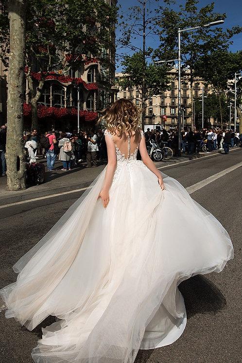 Свадебное платье 01138 Tiana