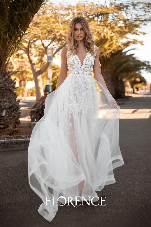 Свадебное платье 1920 Nega