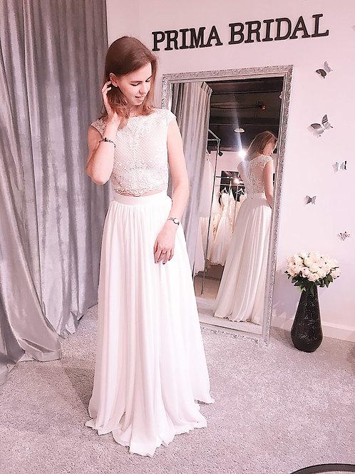 Свадебная юбка UB009
