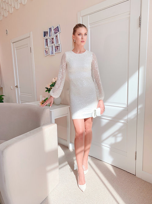 Свадебное платье Crystal