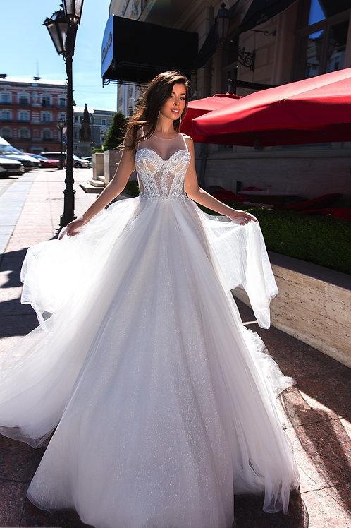 Свадебное платье 01152 Haliotis Ovina