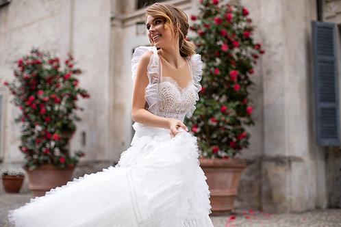 Свадебное платье 08110