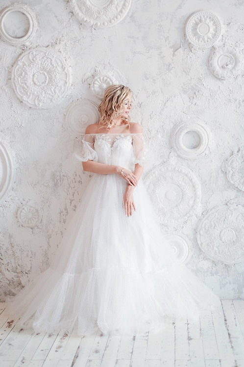 Свадебное платье Fiero