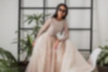 Свадебное платье Azure от Marsi Marso