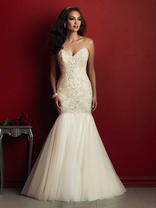 Свадебное платье C362