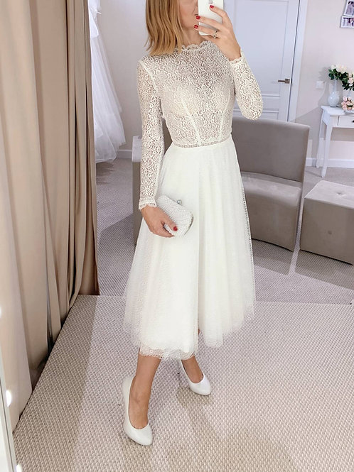 Свадебное платье Grace midi