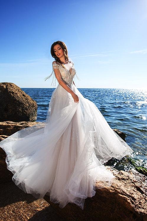 Свадебное платье 01147 Strombus Latissimus