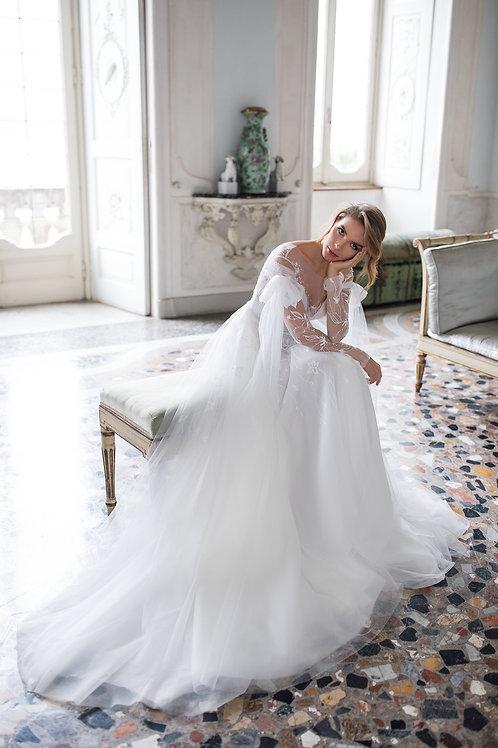 Свадебное платье 08118