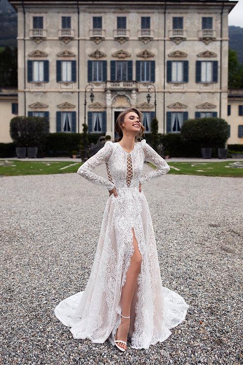 Свадебное платье 08107