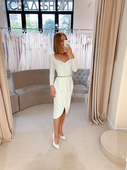 Свадебное платье Lada midi