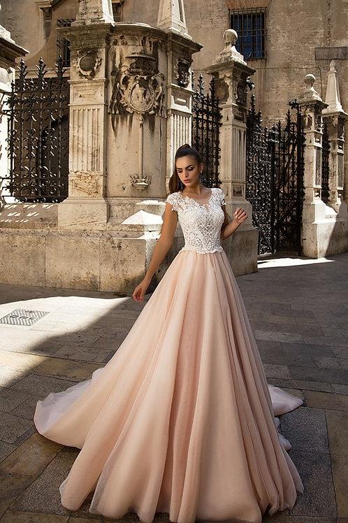 Свадебное платье 01116 Stefany