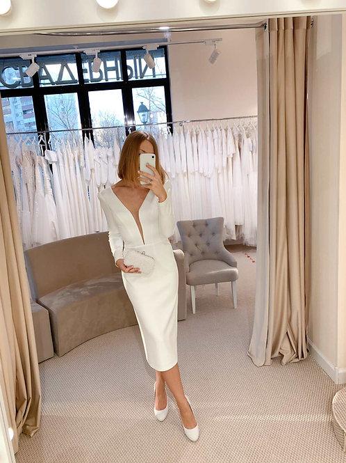 Свадебное платье Kate midi