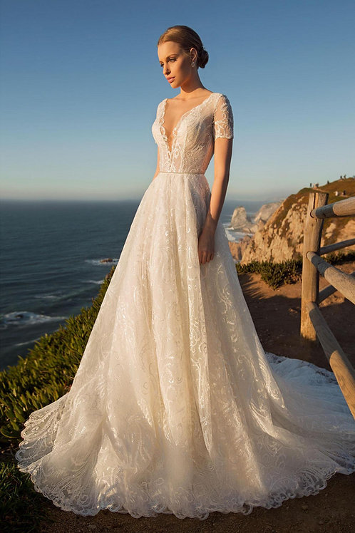 Свадебное платье 19034 Athena