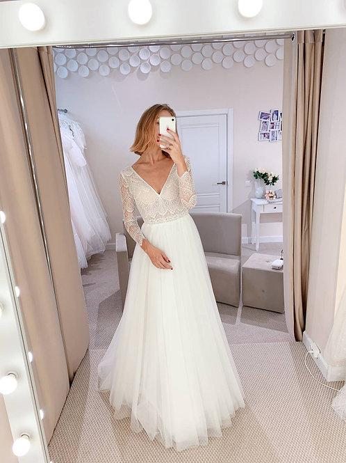 Свадебное платье Vera light