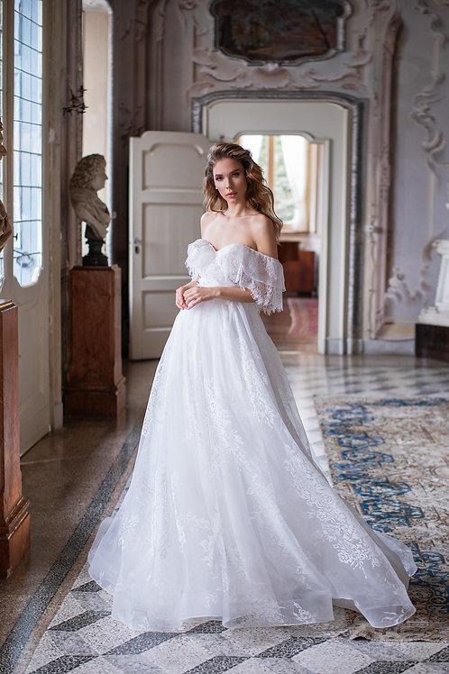 Свадебное платье 08104