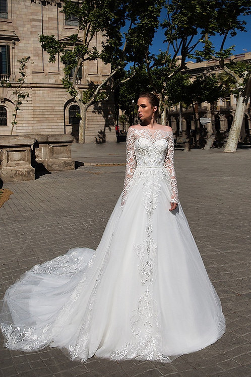 Свадебное платье 01142 Mataro