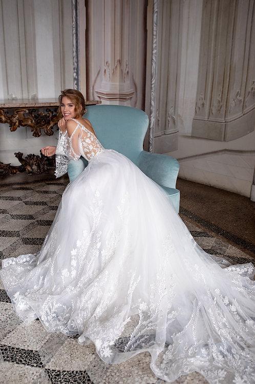 Свадебное платье 08116