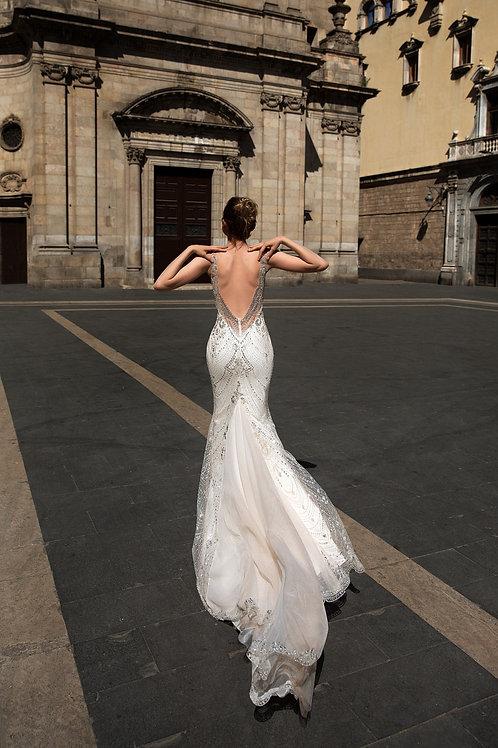 Свадебное платье 01141 Villasar