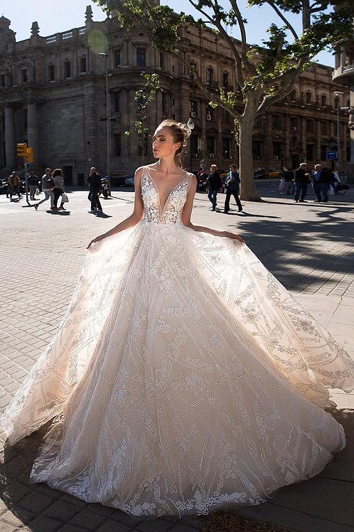 Свадебное платье 01125 Rambla