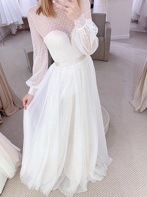 Свадебное платье Kelly Maxi