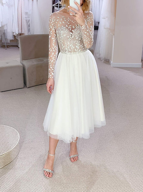 Свадебное платье Moon midi