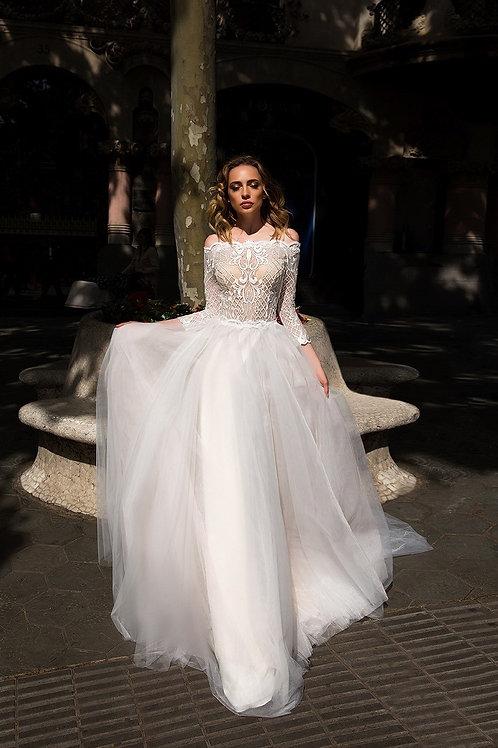 Свадебное платье 01144 Begues