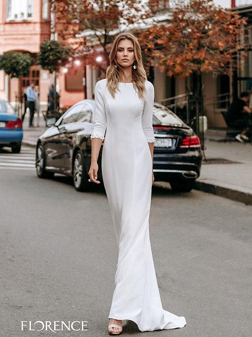 Свадебное платье Latte