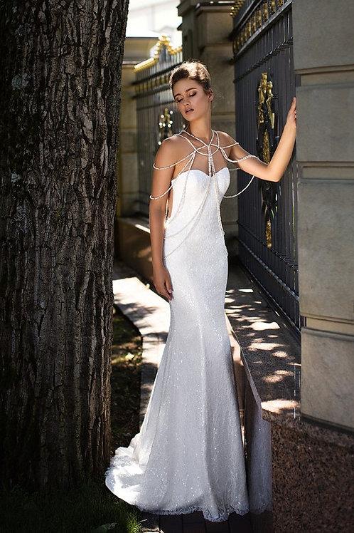 Свадебное платье 01089 Paris